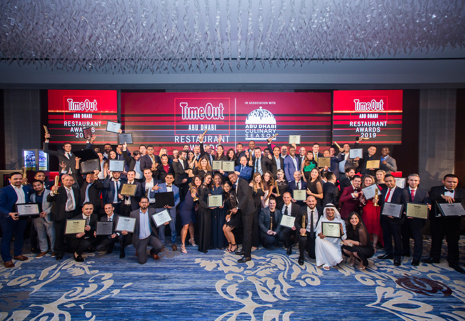 Time Out Abu Dhabi Restaurant Awards Winners Revealed