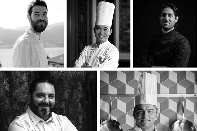 Michelin-starred Chefs Descend on the Capital for the Tastemasters Series