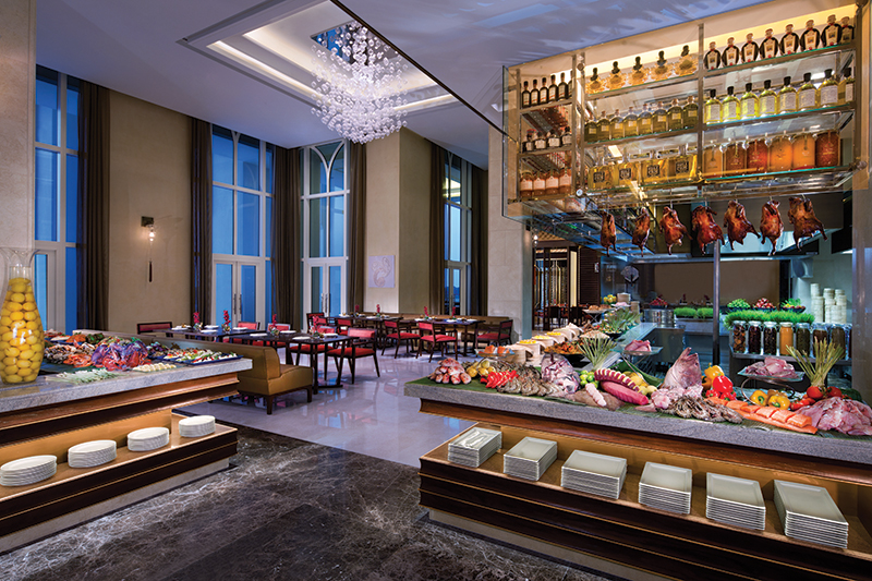 Travel Through Food – dining experiences under 500 dhs for two in Abu Dhabi
